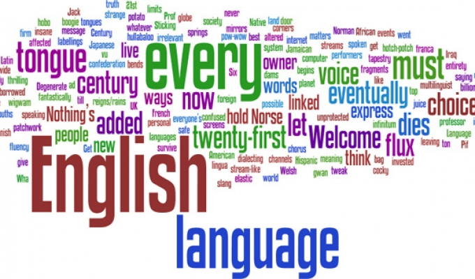english language as official language essay Just as in the caribbean, the english language arrived in south asia as a  as  an 'associate language' in india, alongside hindi, the 'official language of the.
