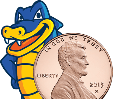 Hostgator 1 Cent Hosting