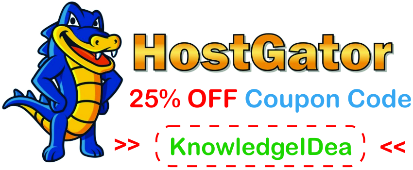 Hostgator Coupon Code 25 Off SALE