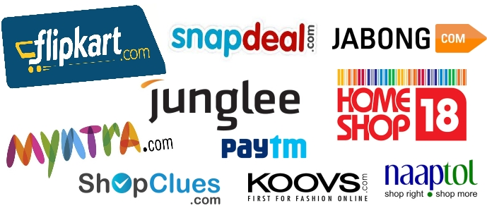Top 10 online shopping sites in india 2015 knowledgeidea for Top 10 retail websites