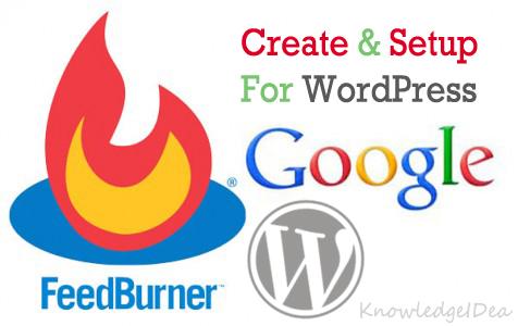 How to Setup FeedBurner For WordPress