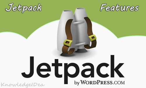 Jetpack WordPress Plugin best Features List