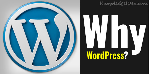 10 Reasons Why We Choose WordPress For Blogging