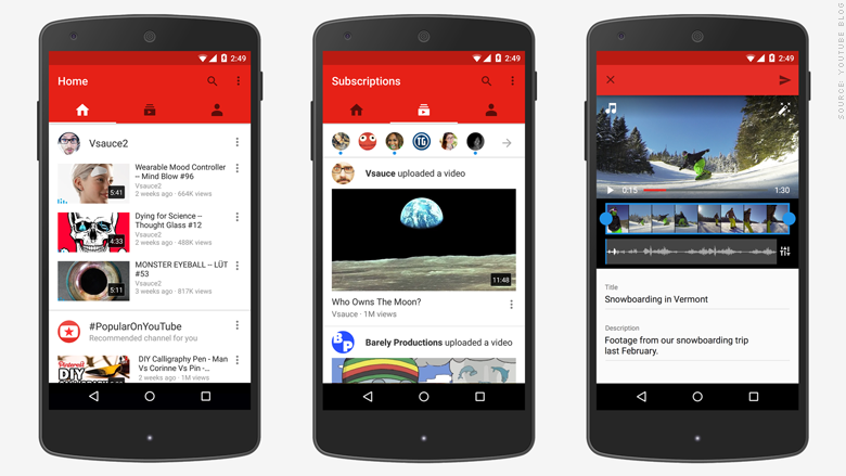 Top 10 Android Entertainment Apps YouTube