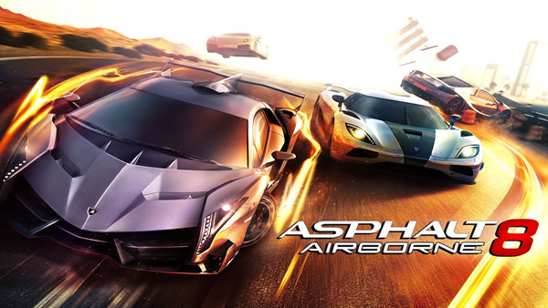 Top 10 Android Games of All Time Asphalt 8 Airborne