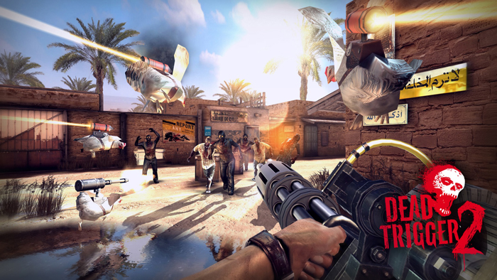 Top 10 Android Games of All Time Dead Trigger 2