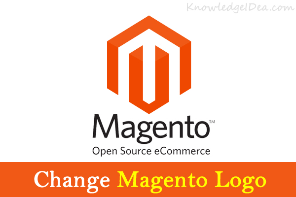 How to Change Magento Logo