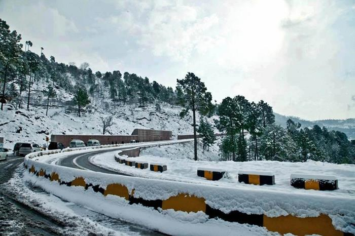 Best Vacation Spots in Pakistan Murree