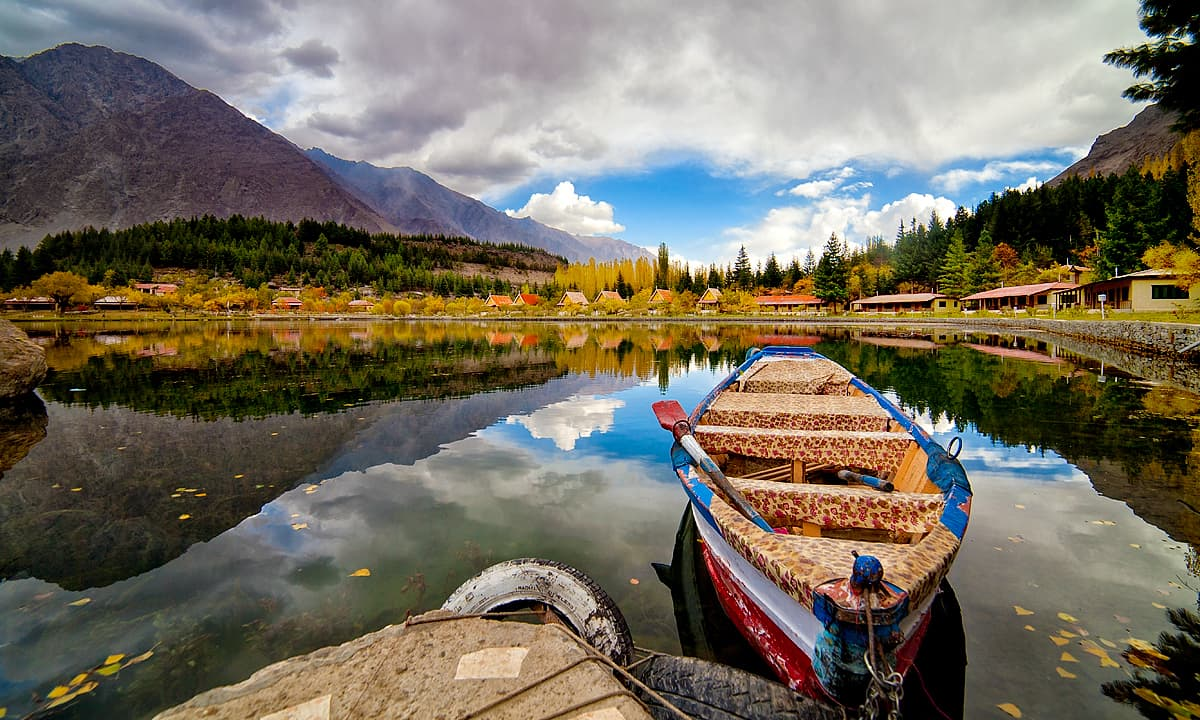Best Vacation Spots in Pakistan Skardu