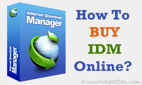How to Get Original Licensed IDM Online
