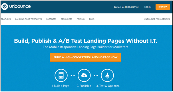 Unbounce vs GetResponse Review Which One has a Better Landing Page Creator