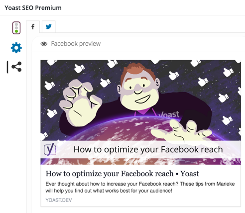 Yoast SEO 3.2 Quick Review Social Previews