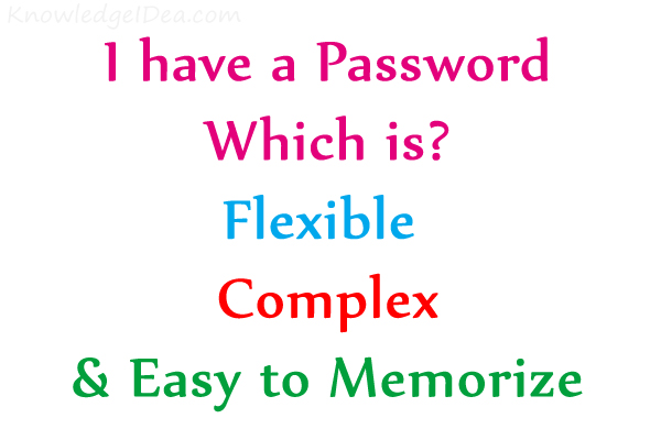 How to Make Strong Password - Not Easy to Hack