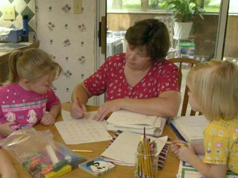 Education Starts at Home