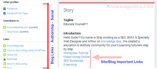 Google plus for business step 4