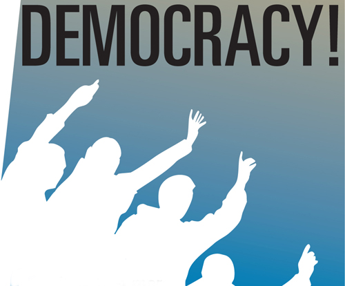 Social and Political life in Democracy