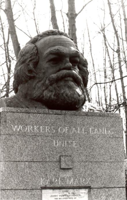 Death of Karl Marx