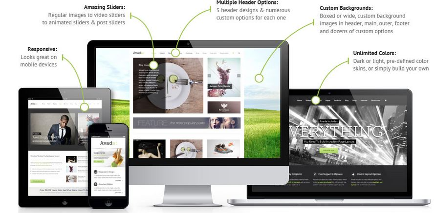 Avada Premium WordPress Themes