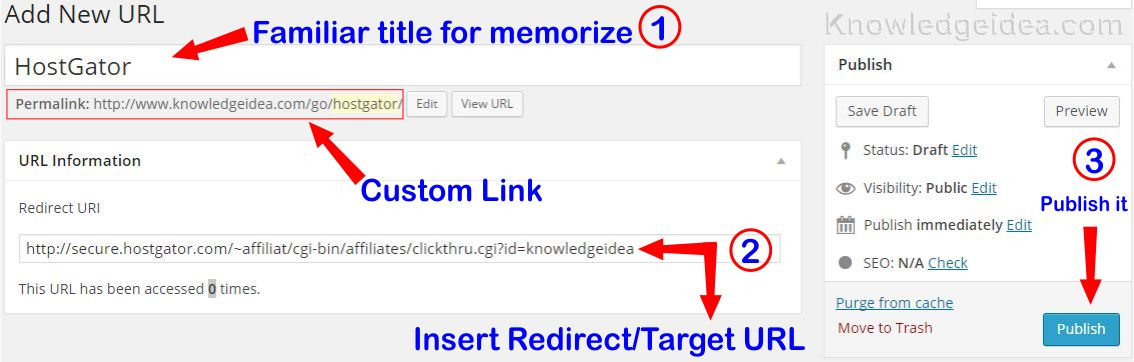 Simple URLs Plugin For WordPress