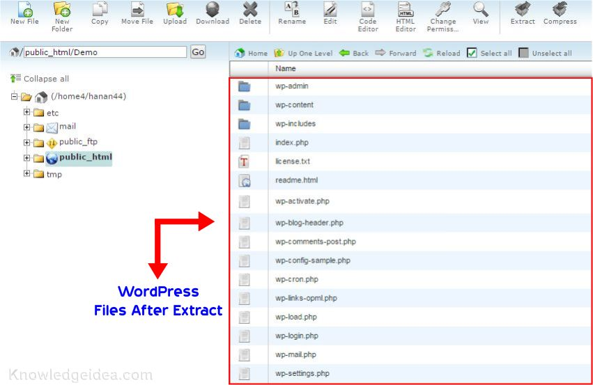 How to Install WordPress in HostGator