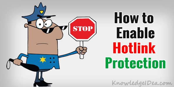How to Enable Hotlink Protection in HostGator cPanel