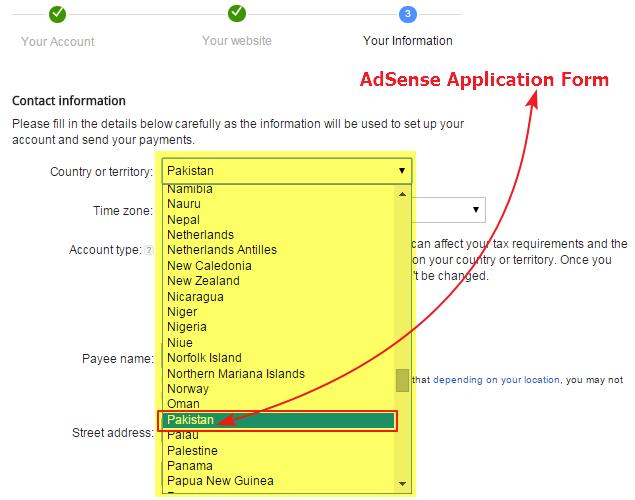 Is Google AdSense Banned in Pakistan proof
