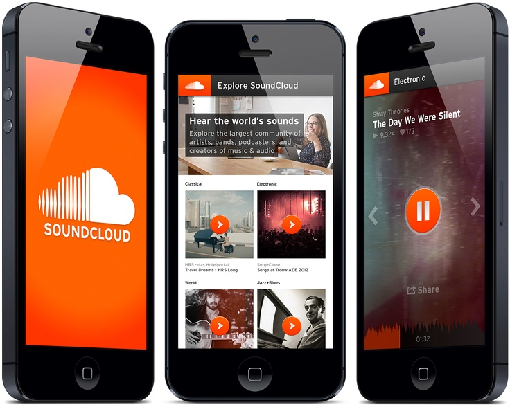 Top 10 Android Entertainment Apps SoundCloud