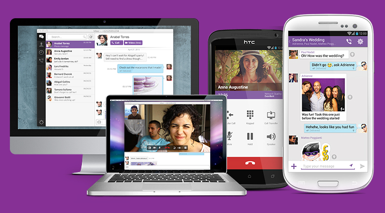 Top 10 Most Downloaded Android Applications Viber