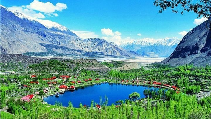 Best Vacation Spots in Pakistan Skardu resorts