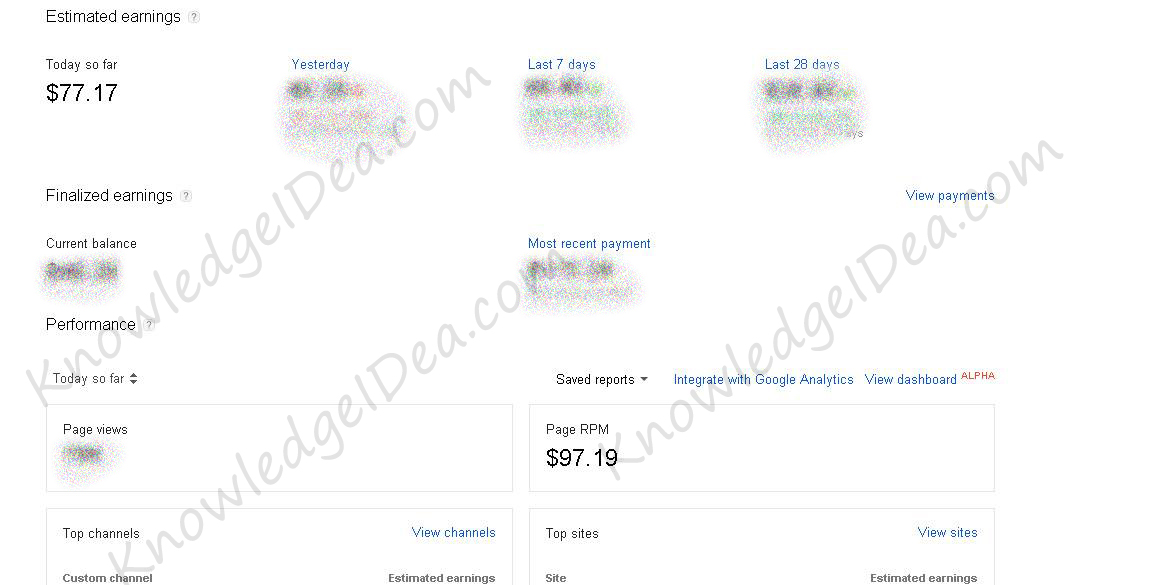 77 USD Dollars Lead in a Single Day with Google AdSense Proof