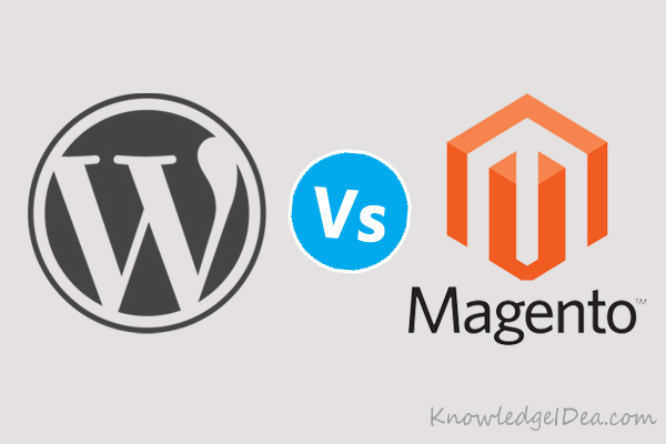 WordPress Vs Magento For Ecommerce - What's Difference