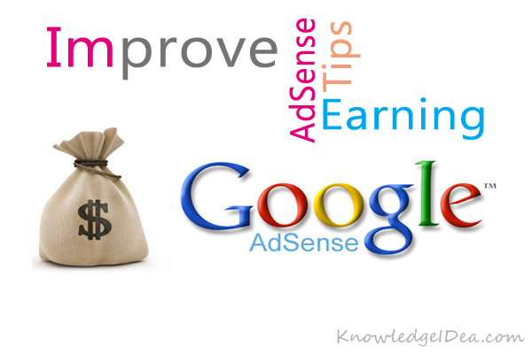 How to Improve AdSense Earning Tips and Tricks