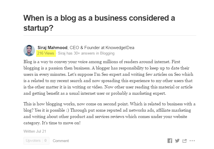 How To Drive Traffic From Quora Community Image 1