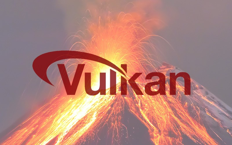 Android Nougat, What Google Changed Vulkan lava
