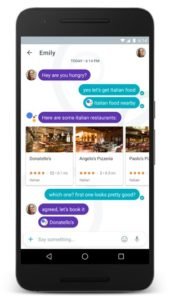 Google Allo vs other Messengers