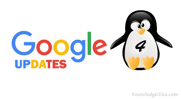 Google Updates Penguin 4.0 (Now Become The Core Algorithm)