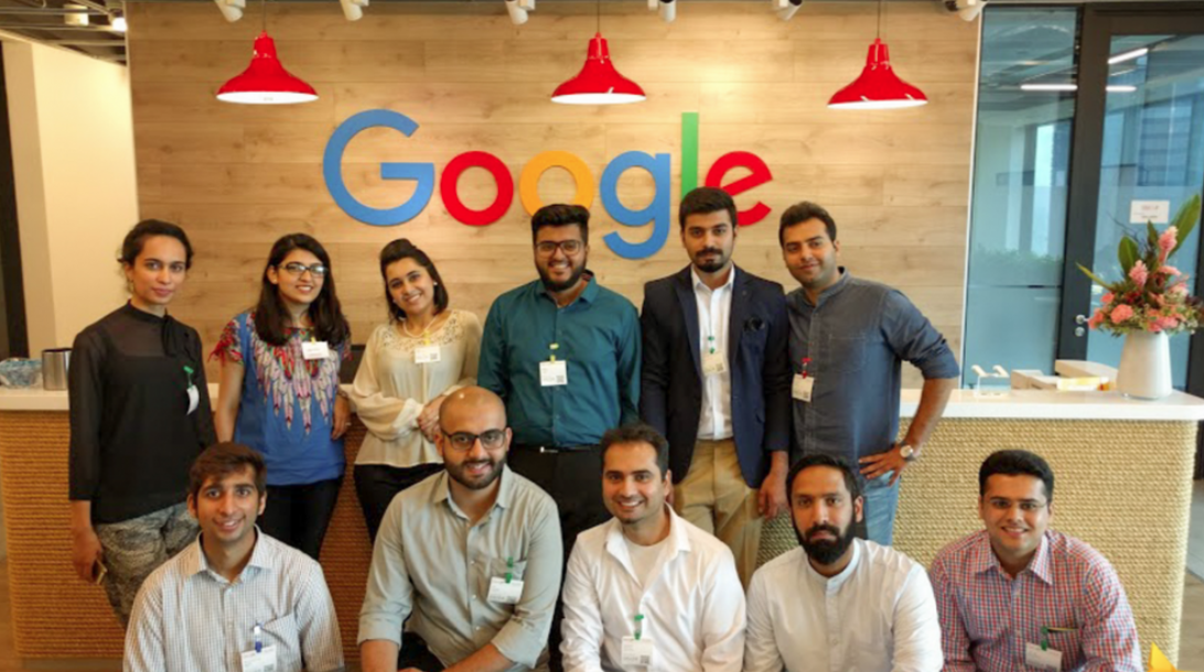 Google's Launch Pad Accelerator