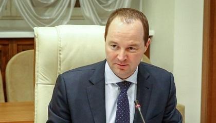 Digital Minister of Russia Aleksei Sokolov