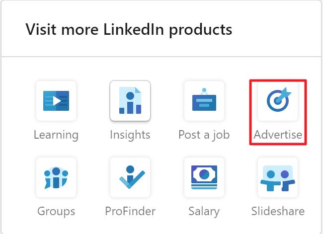 LinkedIn Product