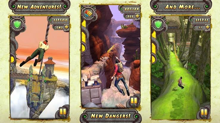 Temple Run-2, a free game for your handset.