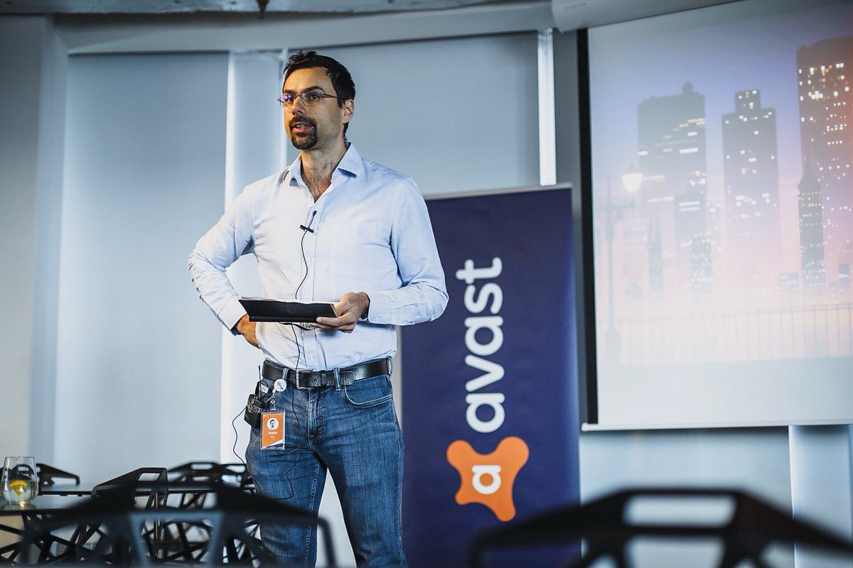 CEO of Avast