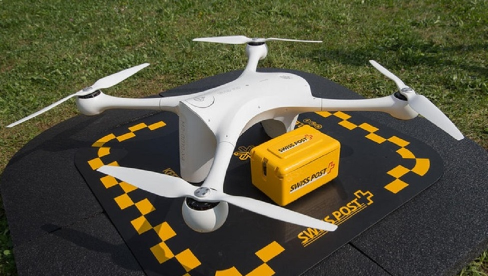 Swiss Post is About to Restart Its Drone Delivery Services