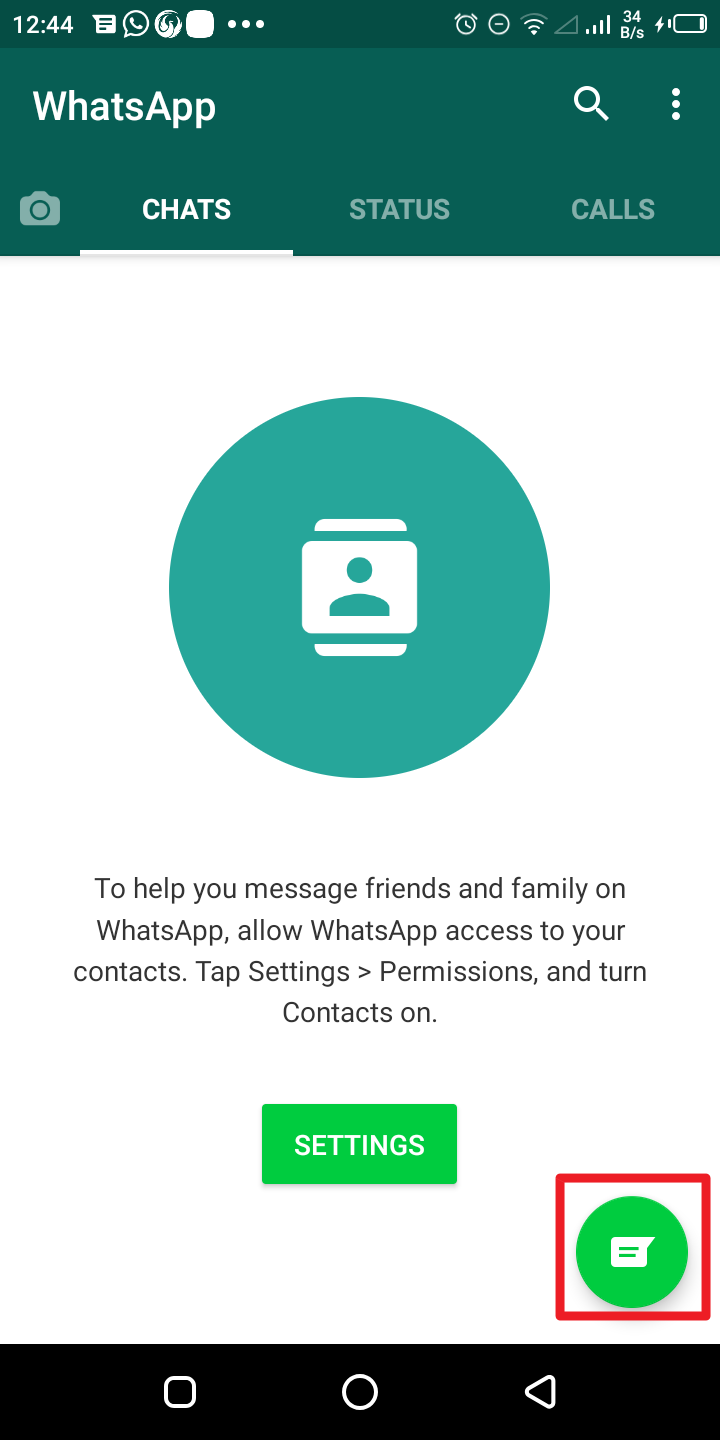 Installing your second WhatsApp account on android phone